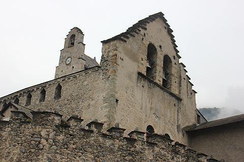Photo of Luz-Saint-Sauveur in Hautes-Pyrenees