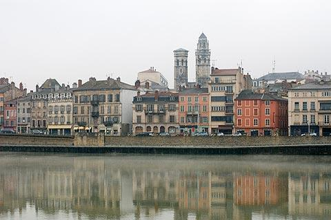 Photo of Saint-Laurent-sur-Saone in Ain