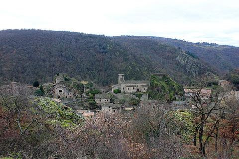 Photo de Brossainc du département de Ardeche