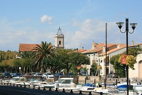 Photo of Marseillan (Languedoc-Roussillon region)