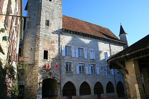 Photo of Saint-Denis-les-Martel in Lot