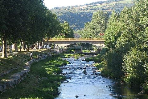 Photo of Les Salelles in Lozere