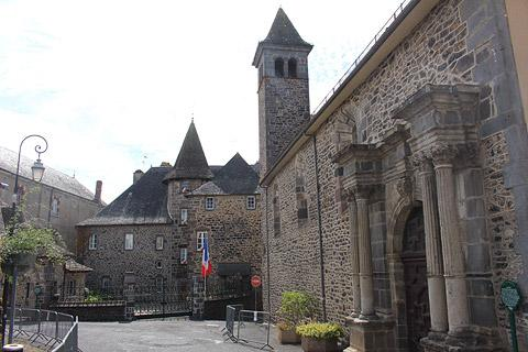 Photo of Ydes in Cantal