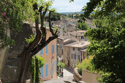 Photo of Menerbes in Luberon (Provence region)