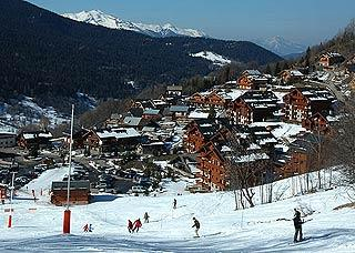 meribel village