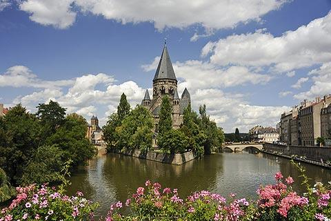 Photo of Moulins-les-Metz in Moselle