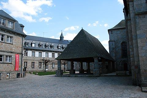Photo of Meymac in Correze