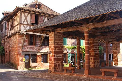 Photo of Chauffour-sur-Vell in Correze