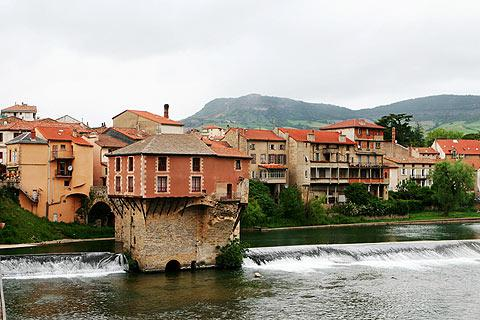 Photo of Riviere-sur-Tarn in Aveyron