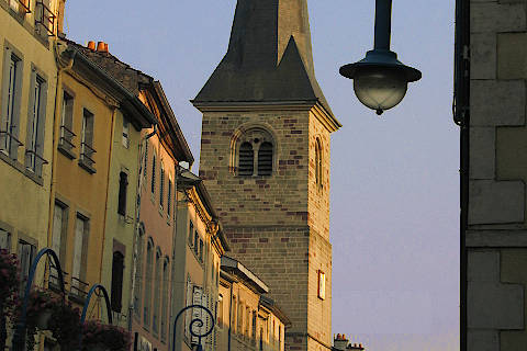 Photo of Uxegney in Vosges