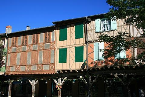 Photo of Mirepoix in Ariege