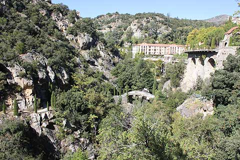 Photo of Molitg-les-Bains in Pyrenees-Orientales