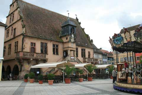Photo of Soultz-les-Bains in Bas-Rhin