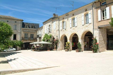 Photo de Monflanquin (Aquitaine region)