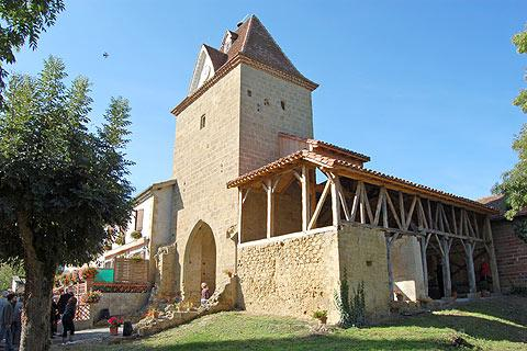 Photo of Monleon-Magnoac in Hautes-Pyrenees