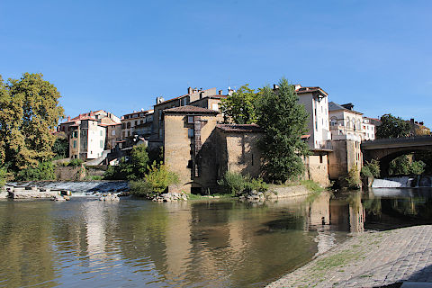 Photo of Aire-sur-l'Adour in Landes