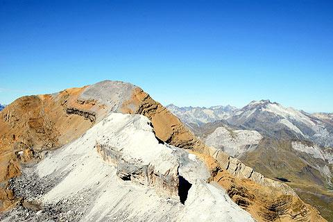 Photo of Mont Perdu in Hautes-Pyrenees