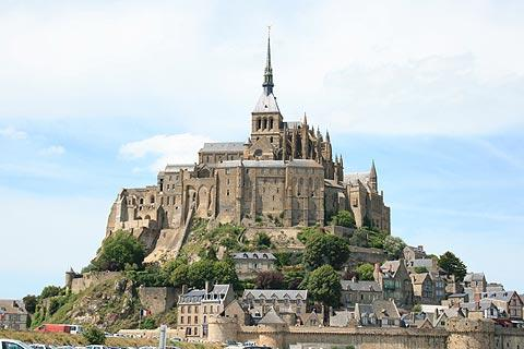 Photo de Mont-Saint-Michel de Manche