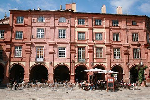 Photo of Montauban (Midi-Pyrenees region)