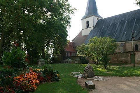 Photo of Saint-Germain-les-Senailly in Cote d'Or