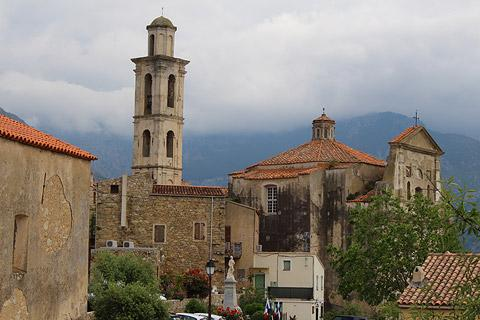 Photo of Mausoleo in Corsica