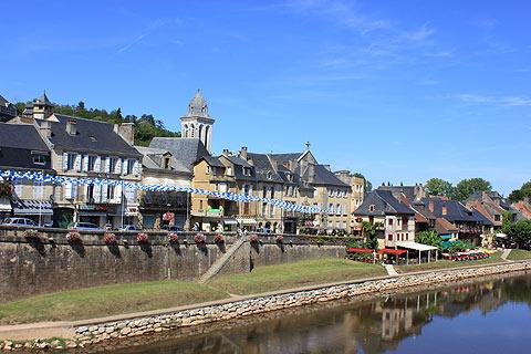 Photo of Aubas in Dordogne