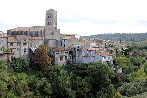 Photo of Montolieu in Aude