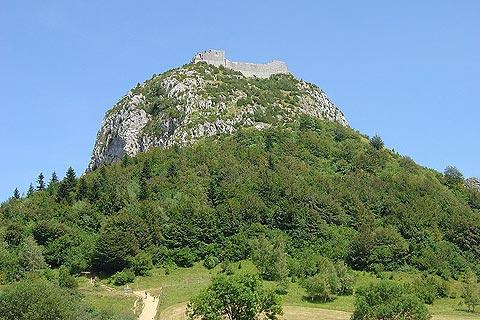 Photo de Roquefixade du département de Ariege