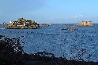 Morlaix fort and bay