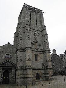 Église Saint-Mathieu à Morlaix