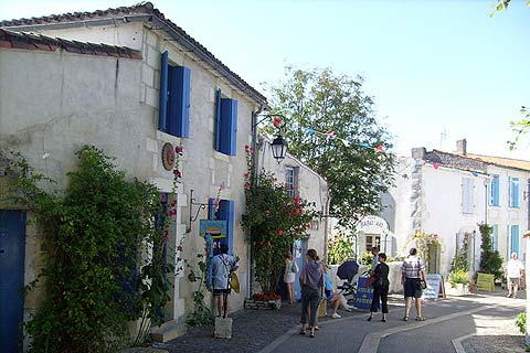 Photo of Mornac-sur-Seudre in Charente-Maritime