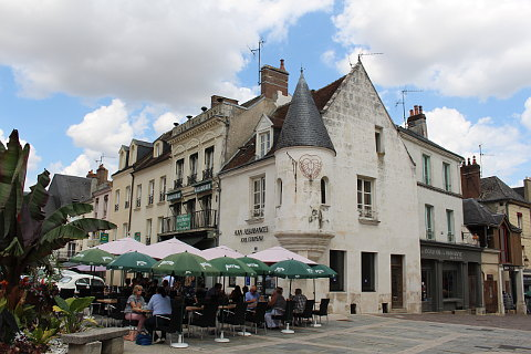 Photo of Saint-Aubin-de-Courteraie in Orne