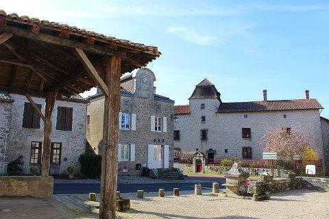 Photo de Mortemart (Limousin region)