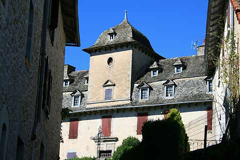 Photo of Mourjou in Cantal