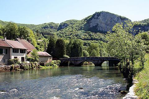 Photo of Fournets-Luisans in Doubs