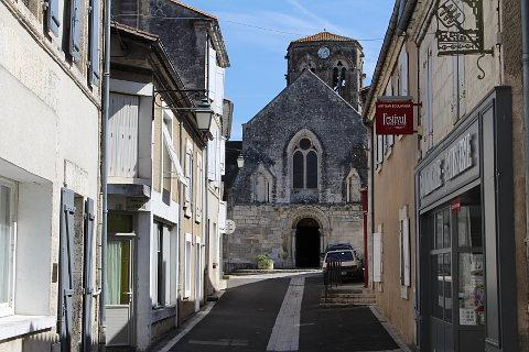 Photo of Mouthiers-sur-Boëme in Charente