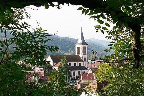 Photo of Mittlach in Haut-Rhin