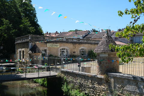Photo of Echourgnac in Dordogne
