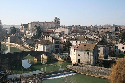 Photo de Nérac (Aquitaine region)