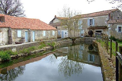 Photo of Saint-Martin-de-Fraigneau in Vendee