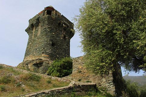 Photo of Nonza in Haute-Corse