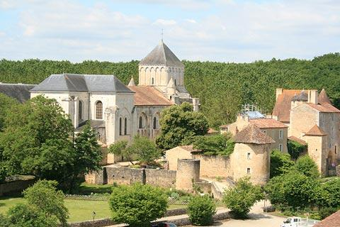 Photo de Saint-Laurent-de-Jourdes du département du Vienne