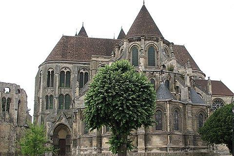 Photo de Noyon en North East France (Picardie region)