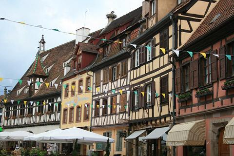 Photo of Obernai in Bas-Rhin