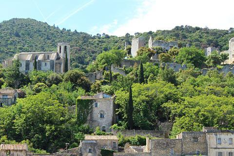 Photo de Oppède du département de Vaucluse