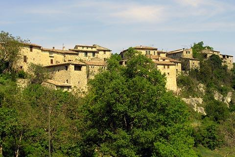 Photo of Oppedette in Alpes-de-Haute-Provence