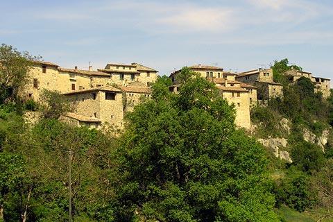 Photo of Oppedette in Alpes-de-Haute-Provence