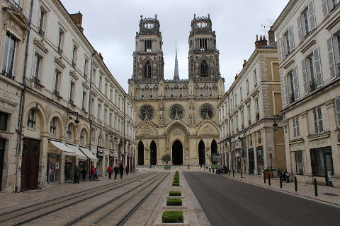 Photo of Cathedral of Sainte-Croix, Orleans (Loire Valley region)