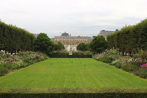 Photo of Palais-Royal in Paris