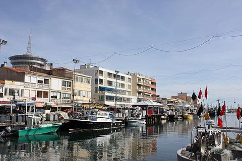 Photo of Palavas-les-Flots in Herault